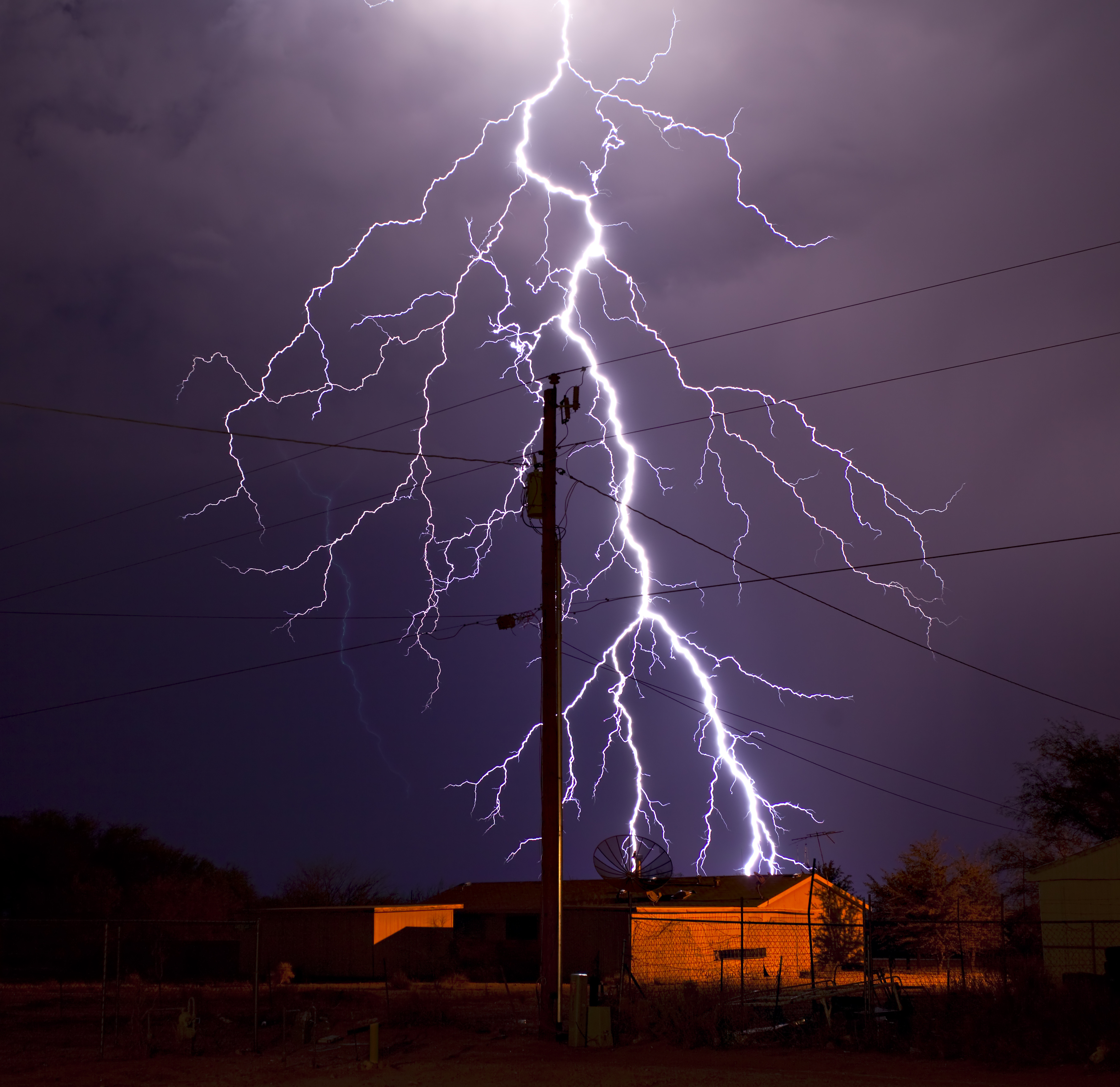 Commercial Lightning Protection: Moore Adjusters, Inc